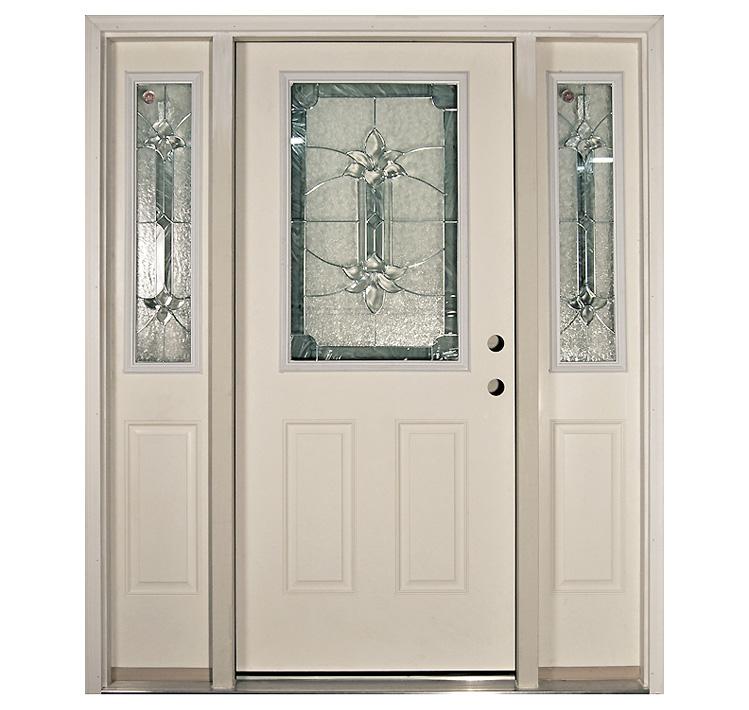 Independence Half Glass Door