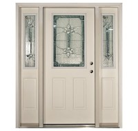 Independence Half Glass Door - Builders Surplus