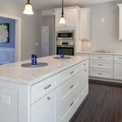 Cherry Wood Kitchen Island Bridal Shower Salem Cabinets - Builders Surplus