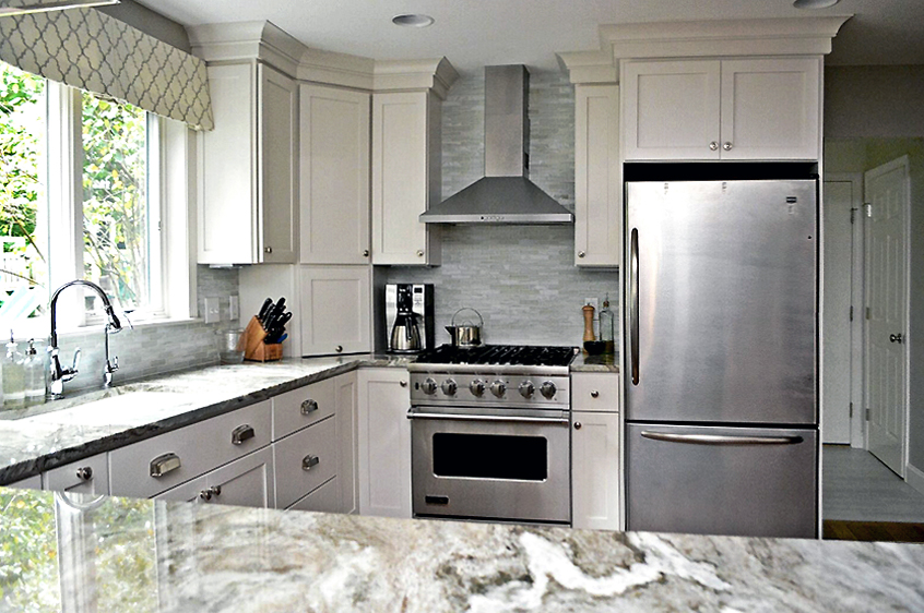 plywood kitchen cabinets backsplash trends tahoe - builders surplus