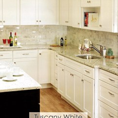 Espresso Shaker Kitchen Cabinets Pantry Organizers Tuscany White - Builders Surplus