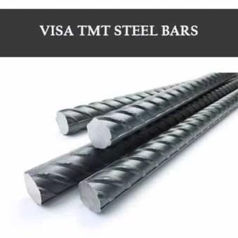 Visa TMT Steel Bars