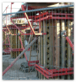 Reinforced concrete formwork