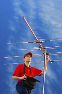 antenna installer