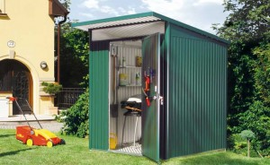Garden Shed Installation