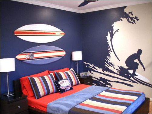 Tween Boy Bedroom Ideas