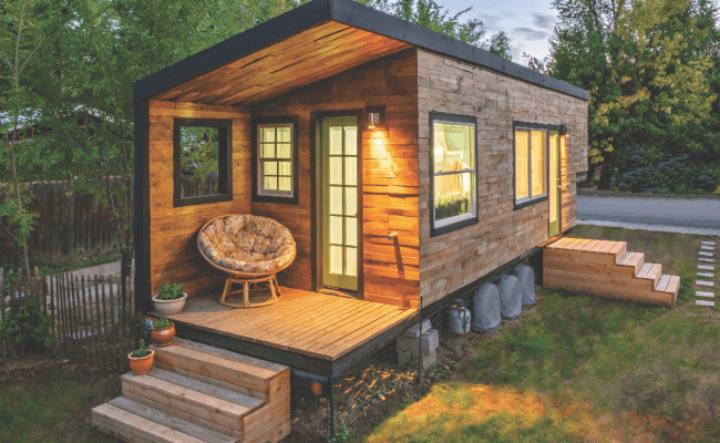 Exploring The Tiny Home Movement In New Zealand