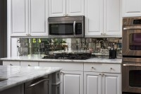 Antique Mirror Backsplash - The Glass Shoppe A Division of ...