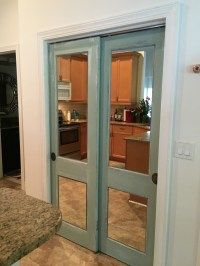 Mirrored Closet Doors - Builders Glass of Bonita, Inc.