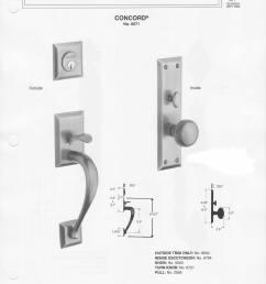 mortise lock diagram baldwin mortise lock parts [ 1275 x 1649 Pixel ]