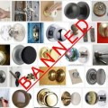 Ban on Doorknobs