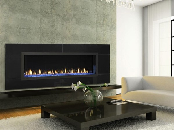 HeatGlo Gas Fireplace