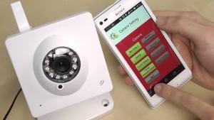 Automated Smart Camera