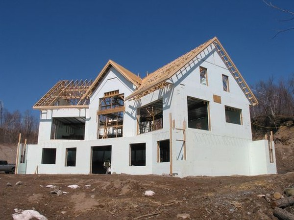 Building a Better House with Concrete - Insulated Concrete Forms ...