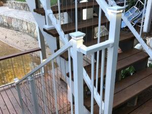 westbury aluminum railing builders supply