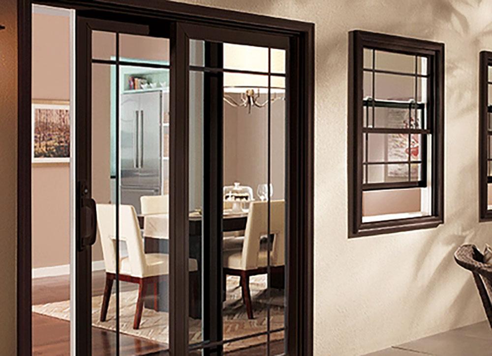sliding patio doors builders supply