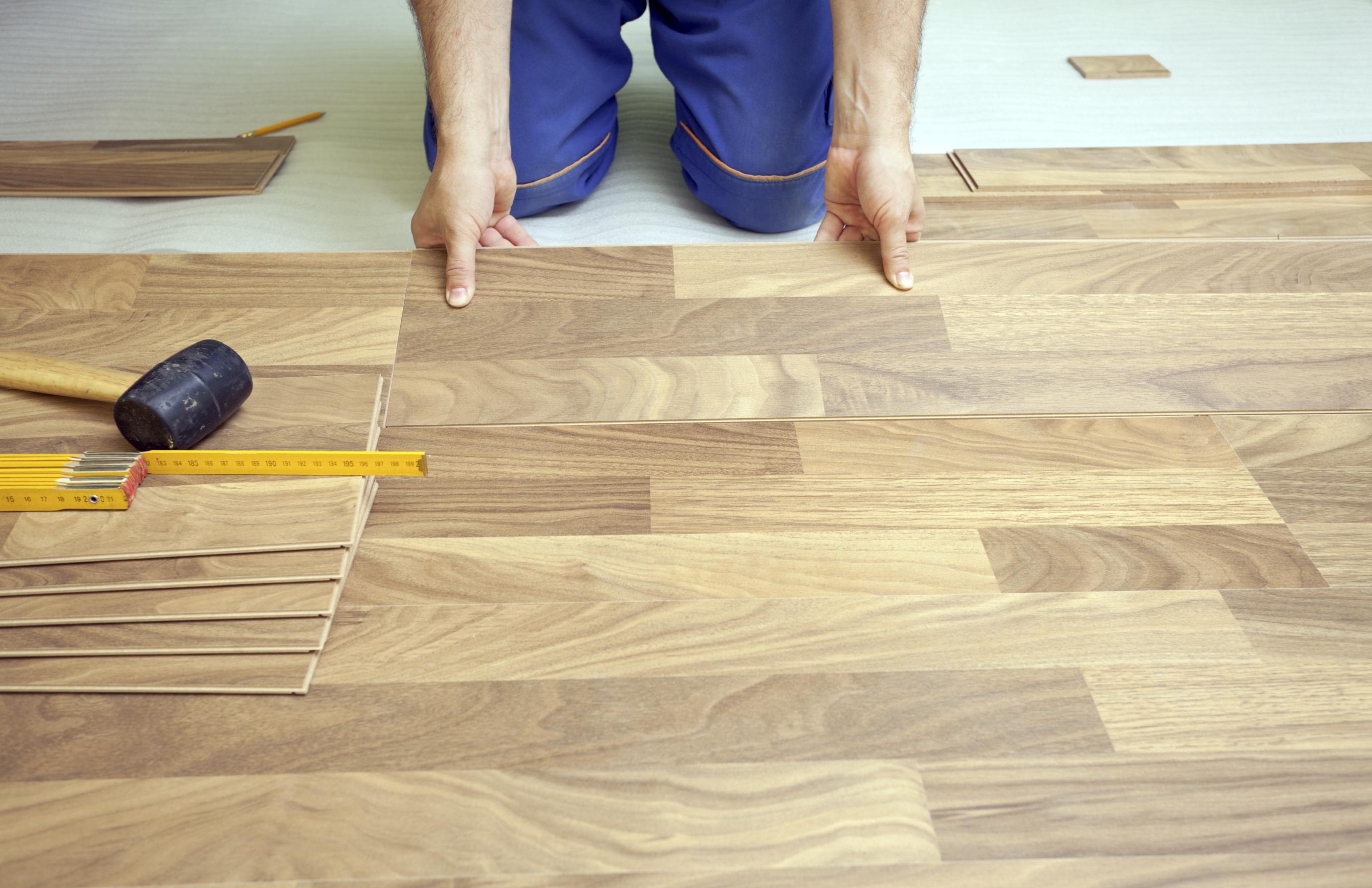 Waterproof Laminate Flooring Aquarius Wpc