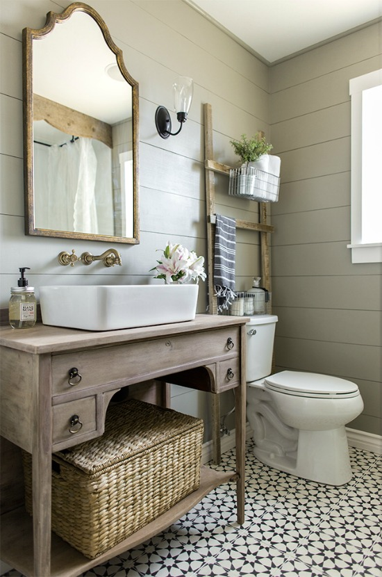 Rustic Bathroom Vanities To Upgrade Your Outhouse Builders Surplus