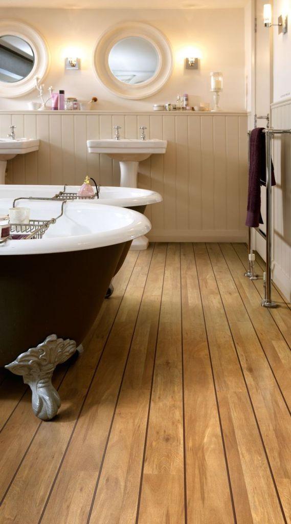 Aqua Vision Wpc Vs Lvt Flooring Builders Surplus