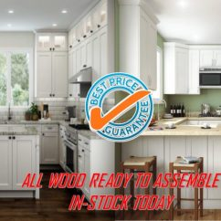 Instock Kitchen Cabinets Small Outdoor Kitchens Builders Surplus Yee Haa Cabinet Ideas Unfinished In Stock