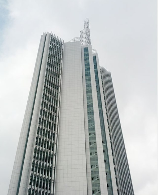 The new KCB headquarters in Upper Hill
