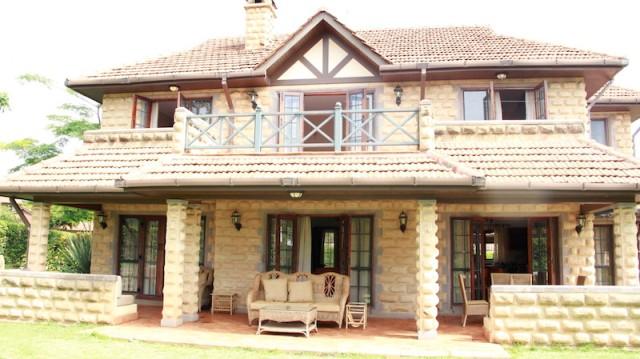 The million dollar Windsor Park Houses in Ridgeways