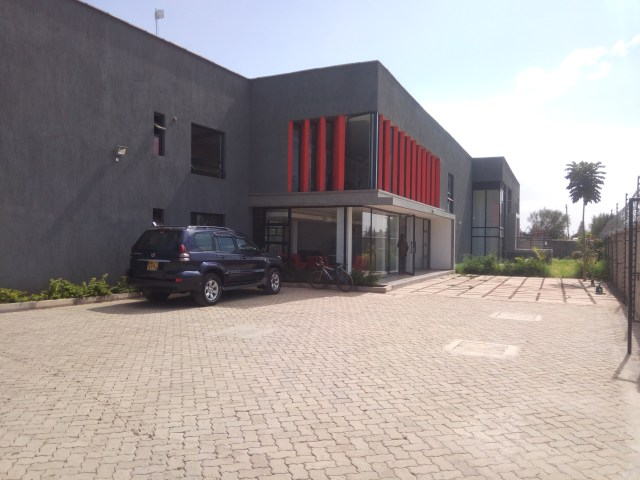 The Morphosis campus in Syokimau