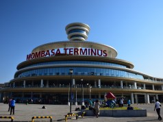 The Mombasa SGR Terminus