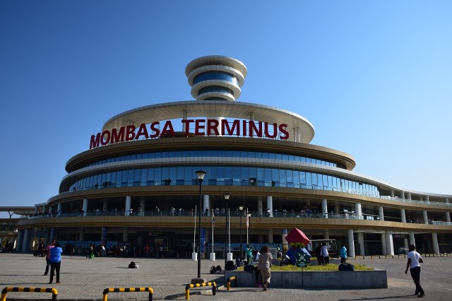 The Mombasa SGR Terminus.  Part of the Mombasa City Vision 2035 plan.