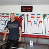 Bredon RFC Clubhouse inside