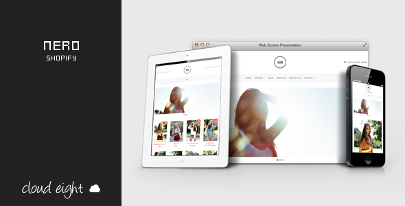 Shopify Theme - Nero
