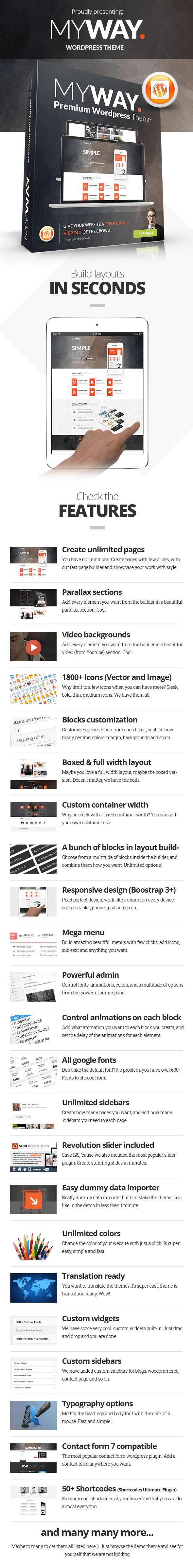 MyWay-WordPress-Theme-Description
