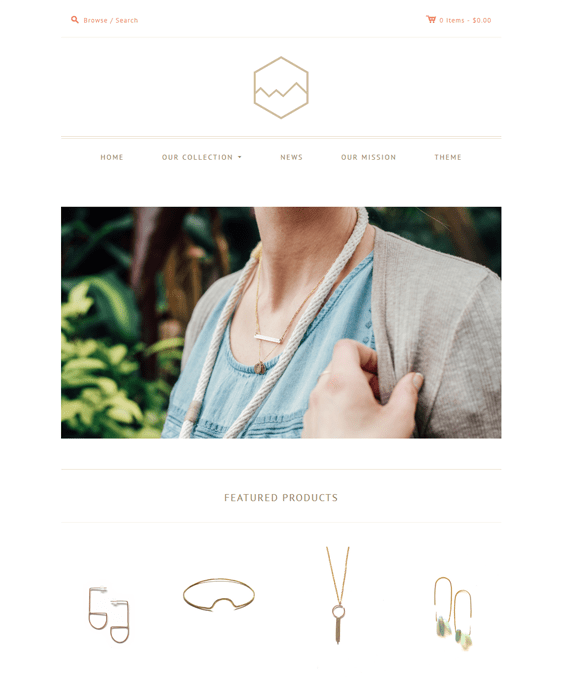 editions jewelry shopify themes