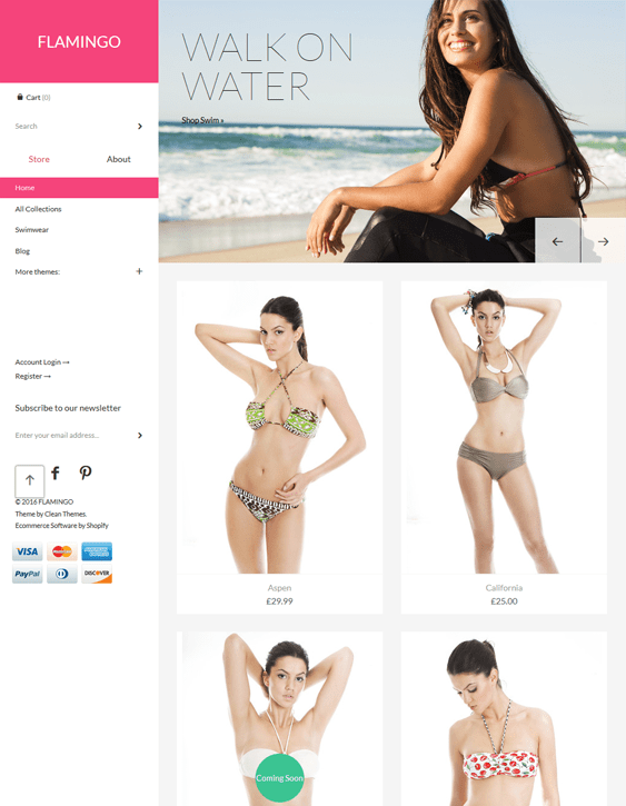 masonry swimwear shopify themes