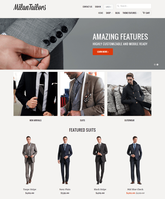 mobilia apparel clothing shopify themes