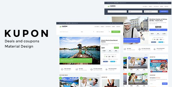 Group Buying Theme Daily Deals Marketplace by Azexo (WordPress theme)