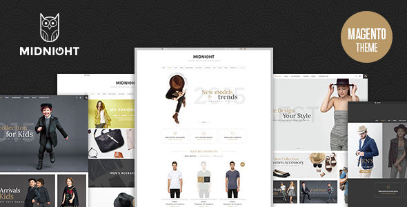 Midnight by Alotheme (Magento theme)