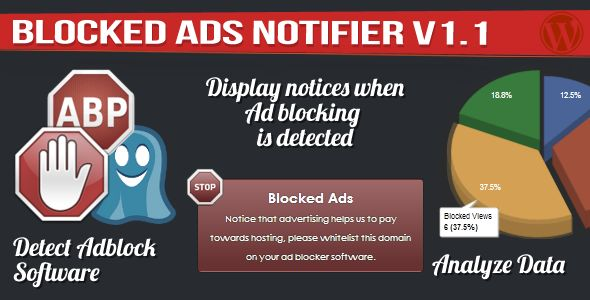 BAN by Plugarized (WordPress advertising plugin)