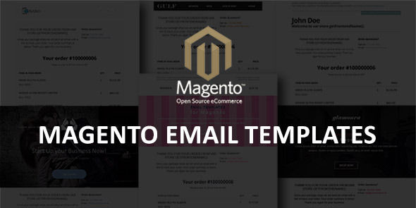 Magento Email Templates by Jopin (Magento extension)