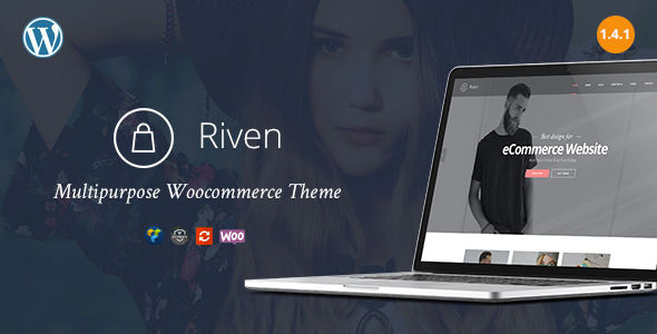 Riven by LA-Studio (multi-purpose WordPress theme)