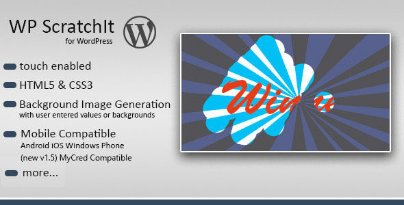 WP ScratchIt by DevPlus31 (WordPress advertising plugin)