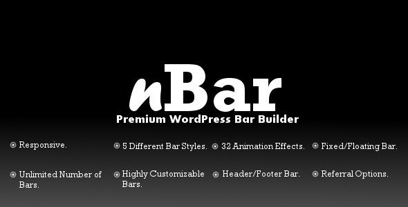 NBar by FantasticPlugins (WordPress advertising plugin)