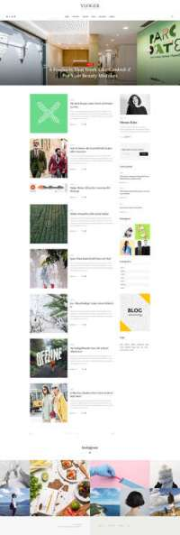 Bologna - Magazine Blog WordPress Theme - Responsive