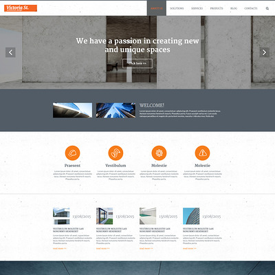 Architecture Design Joomla Template (Joomla template for architecture ) Item Picture