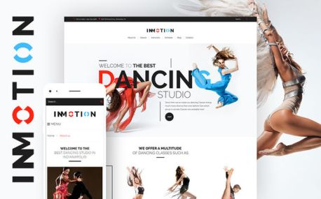 9d889d83aec 6 Best Pole Dancing   Dance Studio WordPress Themes