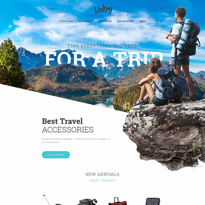 11 of the Best PrestaShop Themes for Travel Websites | Buildify