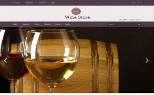 best magento themes beer wine liquor stores feature