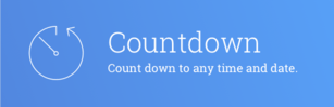 countdowntimer
