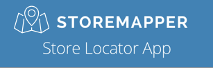 store locator shopify apps by storemapper