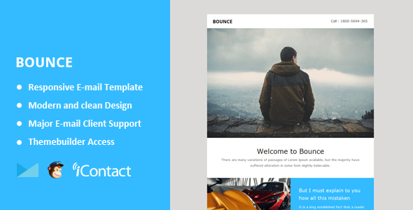 Bounce (email template) Item Picture